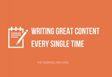 Writing Great Content