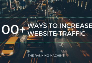 Ways to Increase Website Traffic